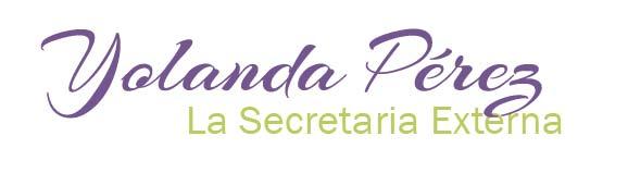 Yolanda Pérez - La Secretaria Externa